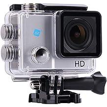 NK NK-AC3055-HDP Caméra d'action HD 720P Argent (reconditionné)