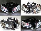 XX eCommerce Motorrad Engel Auge HID Beamer Dämon Auge Scheinwerfer Versammlung für 2004-2007 Honda CBR 1000 RR 2005 2006 04-07