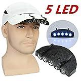 Best Proiettori di viaggio - LWPCP LED All'aperto Di Viaggio Proiettori Cap Hat Review