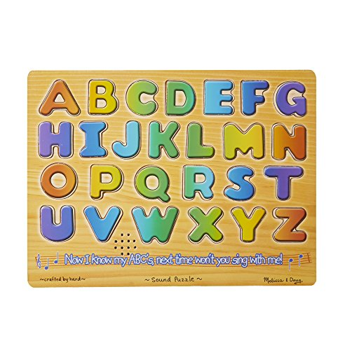 on Alphabet Puzzle (Melissa Und Doug Alphabet-puzzle)