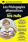 Les Pédagogies alternatives pour les Nuls poche par Piraud-Rouet