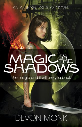 Magic in the Shadows (Allie Beckstrom Book 3) (English Edition) (In Halloween Devon)