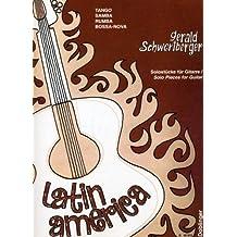 Latin America: Tango, Samba, Rumba, Bossa-nova. Gitarre.