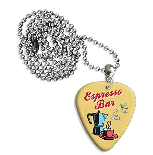 espresso-bar-martin-wiscombe-gitarre-plektrum-pick-halskette-necklace-vintage-retro