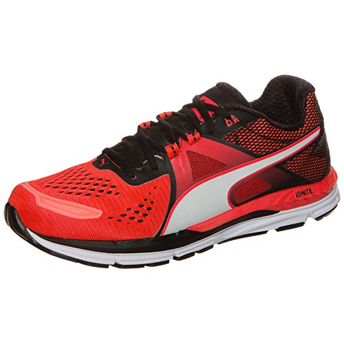 Puma Speed 600 Ignite, Chaussures de Running Compétition Homme Rouge