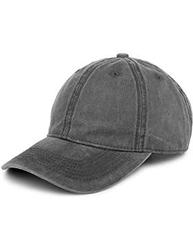 styleBREAKER 6-Panel Vintage Cap im washed, used Look, Baseball Cap, verstellbar, Unisex 04023054