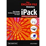 New English File Elementary: Ipack Single: IPack Single-computer Elementary level (New English File Second Edition)