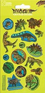 Paper Projects 01.70.06.133 Natural History Museum Dinosaurs - Pegatinas Decorativas
