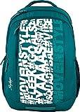 #9: Skybags Bingo Plus 35.9856 Ltrs Sea Green School Backpack (SBBIP03SGN)
