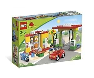 Lego Duplo 6171 - Tankstelle