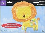 Amscan Super/Form Wild Junge Ballon