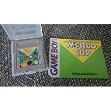 Game Boy Spiel: Nintendo World Cup (Fußball Soccer) GameBoy KLASSIKER