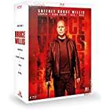 Coffret Bruce Willis: Looper + Sans issue + RED + RED 2