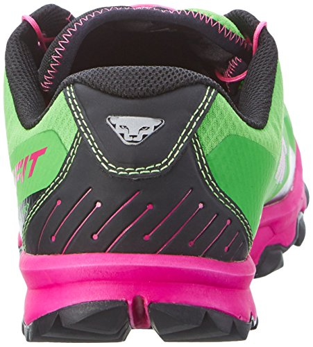 Dynafit Ms Feline Vertical Pro, Chaussures de Trail Homme Multicolore (Magenta/green)
