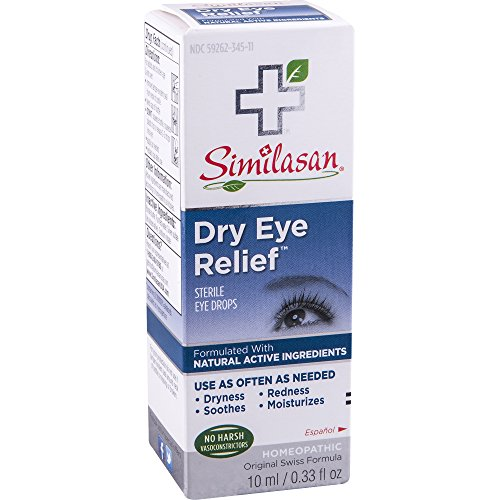 Similasan Dry Eye Relief Eye Drops .33 Ounce by Similasan