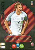 Adrenalyn XL FIFA World Cup 2018Russia–Harry Kane Limited Edition Trading Card–Inghilterra