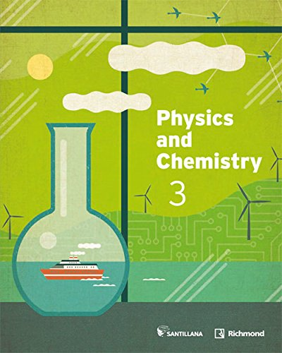 PHYSICS AND CHEMISTRY 3 ESO STUDENT'S BOOK