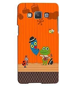 Citydreamz Cute Cartoon Hard Polycarbonate Designer Back Case Cover For Samsung Galaxy Grand Neo/Grand Neo Plus I9060I