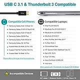 Adaptateur USB C (Mâle) vers HDMI (Femelle)