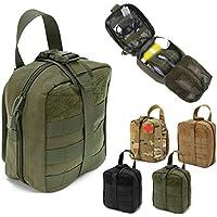 Plat Firm IPRee EDC 900D Nylon Tactical Molle Tasche Medizinische Erste-Hilfe-Dienstprogramm Notfall Aufbewahrungstasche preisvergleich bei billige-tabletten.eu