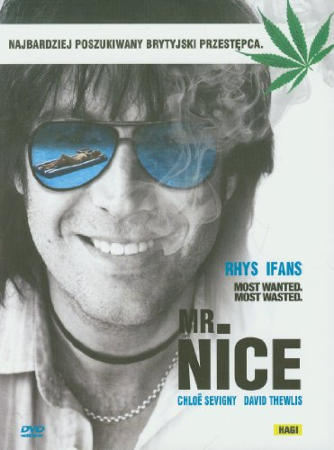 Mr. Nice [DVD] [Region 2] (IMPORT) (Keine deutsche Version)