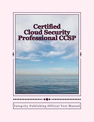 New PDF release: Certified Cloud Security Professional CCSP: 2015 ...