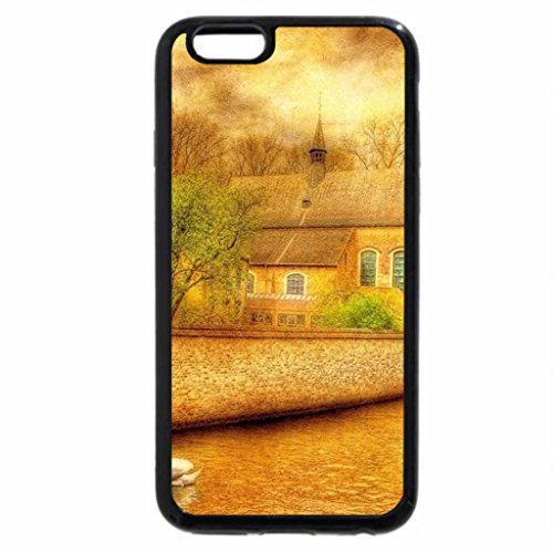 becebfa7b88d3 iPhone 6S Plus Case, iPhone 6 Plus Case, House onm lakeshore
