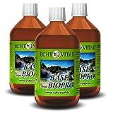 ECHT VITAL BASE BIOPRO - 3 Flaschen mit je 500 ml
