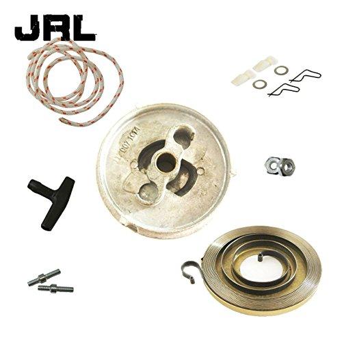 JRL Recoil Starter Pulley Spring für Stihl 038MS380MS381Starter Ersatzteil
