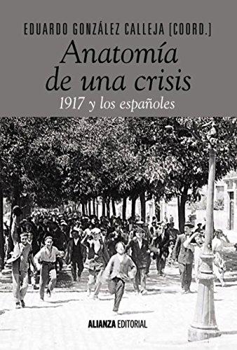 Anatomía de una crisis (Alianza Ensayo)
