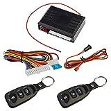 Electrely Universal car telecomando centrale kit con scatola di controllo, borsa porta Lock vehicle KEYLESS Entry system