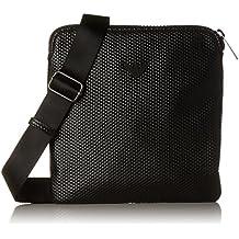 Armani Jeans - Piattina Piccola, Shoppers y bolsos de hombro Hombre, Schwarz (Nero/nero), 22x2x22 cm (B x H T)