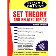 Schaum's Outline of Set Theory and Related Topics by Seymour Lipschutz (1964-12-30)