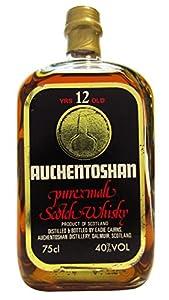 Auchentoshan - Pure Malt Scotch - 12 year old Whisky from Auchentoshan