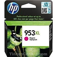 HP 953xl High Yield Ink Cartridge, Magenta - F6u17ae