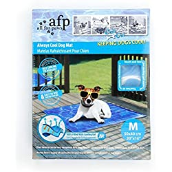 All for Paws Manta Refrescante Chill out, Talla m, 50 x 40 cm