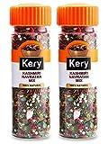 Kery Kashmiri Navratan Mix Mukhwas, 2 Bottles, 280g