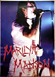 MARILYN MANSON–Live–60x 80cm Kunstdruck/Poster