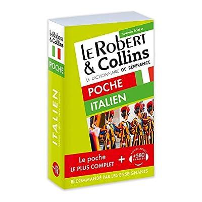 Le Robert & Collins Dictionnaire Poche Italien, Français-Italien, Italien-Français