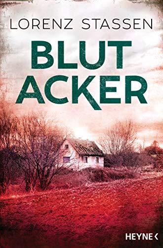 Buchseite und Rezensionen zu 'Blutacker: Thriller (Nicholas-Meller-Serie, Band 2)' von Lorenz Stassen
