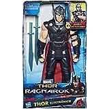 Marvel - Figura electrónica de Ragnarok Thor (Hasbro B9970105)