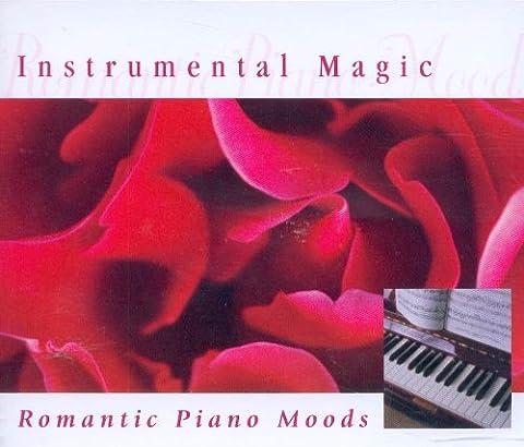 READERS DIGEST INSTRUMENTAL MAGIC - ROMANTIC PIANO MOODS 3 DISC CD SET
