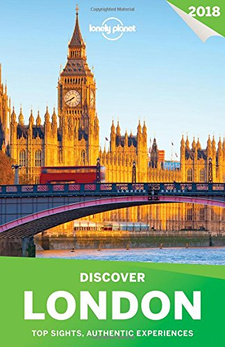 Lonely Planet Discover London 2018