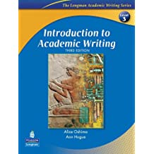 Introduction to Academic Writing (The Longman Academic Writing Series, Level 3)