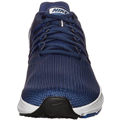 Nike Zapatillas de Running Run Swift Deep Royal Blue/White Binary B, Chaussures de Fitness Mixte Adulte Blanc (Blanc)