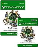 Xbox Game Pass | 3 Monate + 3 Monate GRATIS | Xbox One - Download Code