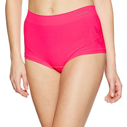 Hummel Damen Hipster Sue Seamless, Knockout Pink, M / L, 24-080-3888