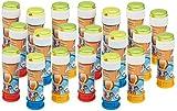 Idena 7230050 Flacon de produit pour bulles de savon 60 ml 20er Vorteils Pack