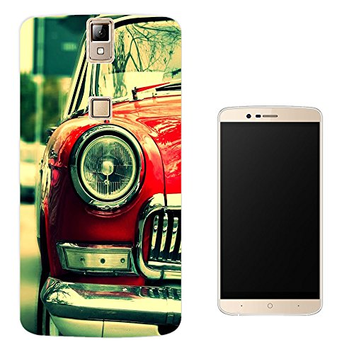 003441-vintage-old-car-red-design-elephone-p8000-fashion-trend-protecteur-coque-gel-rubber-silicone-