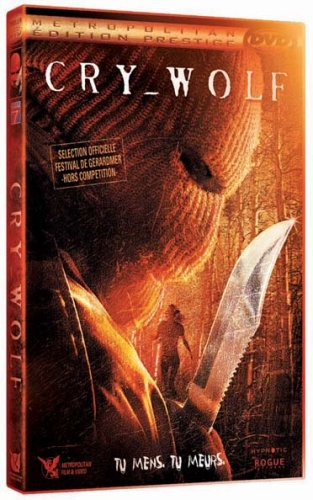 Cry wolf [FR Import]